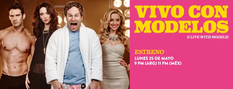 VIVO CON MODELOS (I Live with Models)