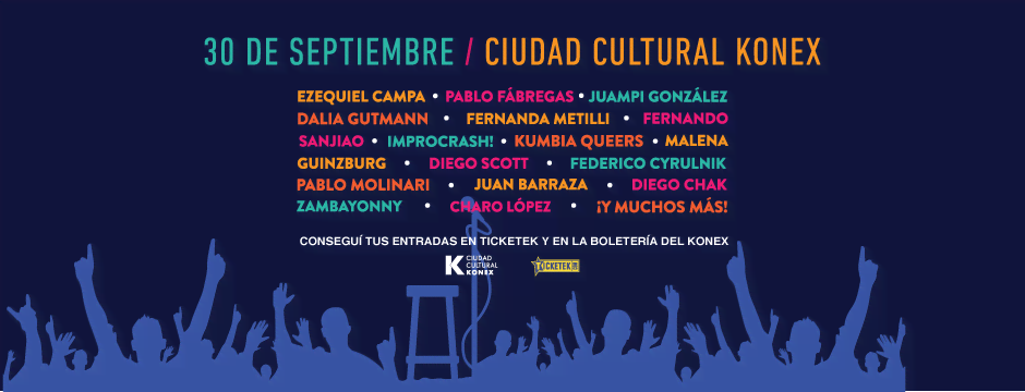 LLEGA COMEDY CENTRAL FEST ARGENTINA