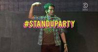 #STANDUPARTY COLOMBIA!!