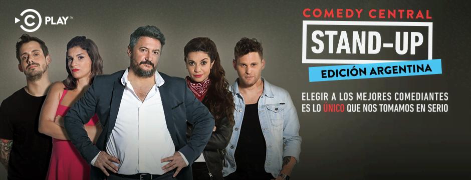 Stand-Up . Edicion Argentina