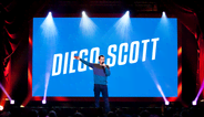 DIEGO SCOTT @ CC PRESENTA: STAND-UP