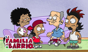LA FAMILIA DEL BARRIO