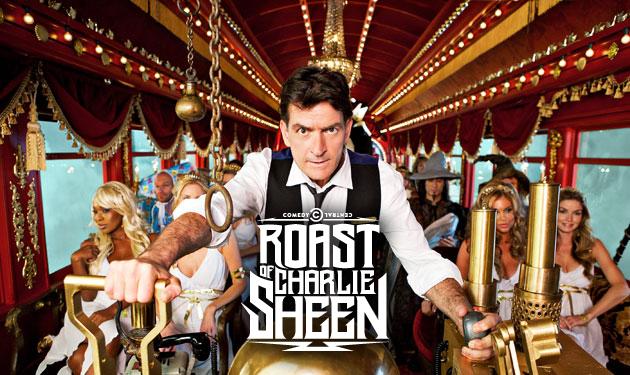 Mira el Roast de Charlie Sheen online y en español